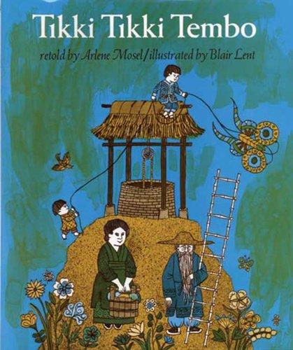 Tikki Tikki Tembo (English Edition)
