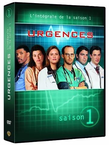 Urgences - Saison 1 by George Clooney