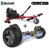 2WD Hoverboard Auto bilanciamento 8.5 inch Fuoristrada Balance Board con App...