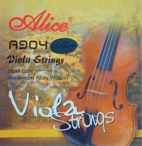 Alice Stahlsaiten Satz für Viola/Bratsche