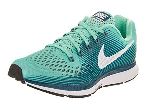 Nike Wmns Air Zoom Pegasus 34, Scarpe da Corsa Donna Blu