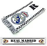 Draps Real Madrid Fan Scarf Un Solo Color - Un Solo Club