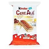 Kinder Ferrero 10x Cerealè mit Milch und kakao aus italien Kuchen kekse brioch