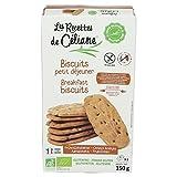 Céliane Biscuits Bio Chocolat/Graines sans Gluten 150 g - 1 pc