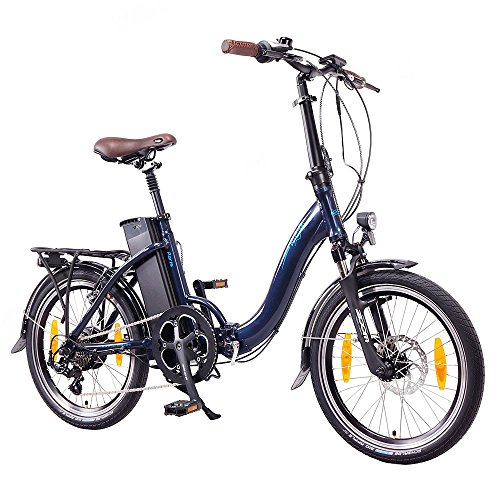 NCM Paris 20 Zoll E-Faltrad E-Bike, 36V 250W Motor, 14Ah...