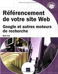 Référencement de votre site Web par Marie Prat