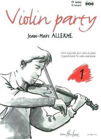 Violin party Volume 1