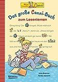 LESEMAUS zum Lesenlernen Sammelbände: Das große Conni-Buch zum Lesenlernen: Einfache Geschichten zum Selberlesen – Lesen lernen, üben und vertiefen