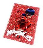 Diario Scuola 10 Mesi Miraculous - Prodotto Ufficiale - Dimensioni 15 X 20 Cm