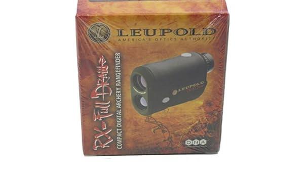 Leupold rx fulldraw archery digital laser entfernungsmesser