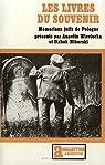 Les livres du souvenir : Mémoriaux juifs de pologne par Wieviorka