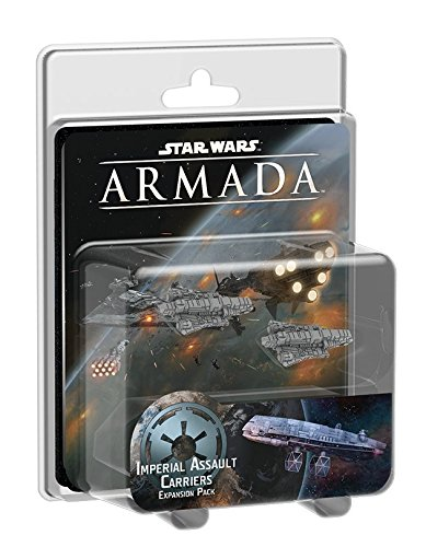 Fantasy Flight Games Star Wars Armada: Erweiterung der Imperial Assault Carriers (Wars-flotte Star)