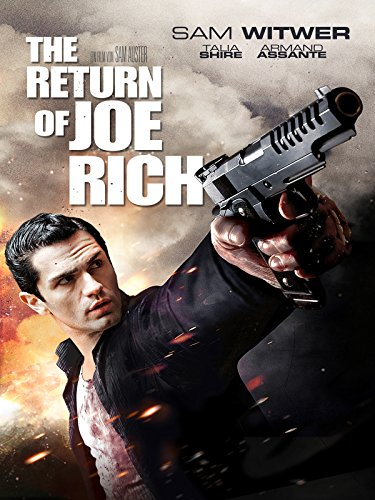 The Return of Joe Rich Cover