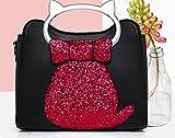 #7: Vismiintrend Exclusive Girls Women Ladies Sling Shoulder Handbag