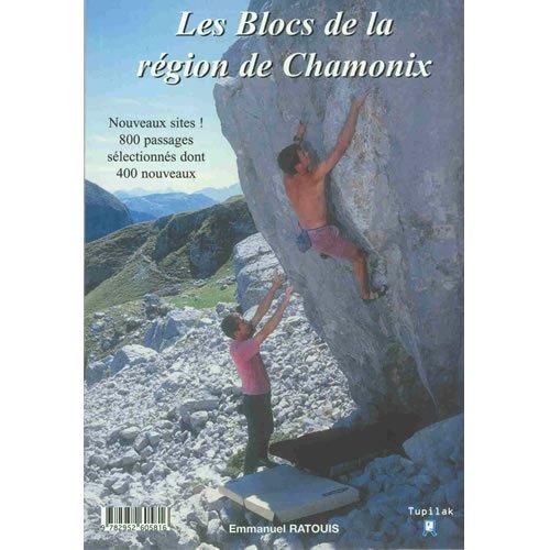 Les Blocs de la région de Chamonix
