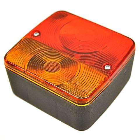 Anhänger / Wohnwagen Licht oder Ersatz Lampe Beleuchtung Board TR053
