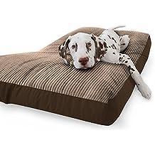 RUCOMFY - Cama para Mascotas, tamaño Grande, Color marrón