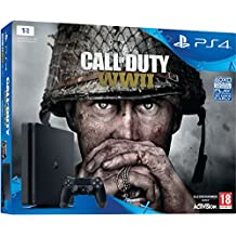 Sony PS4 1TB Slim Console (Free Games: COD D Chassis)