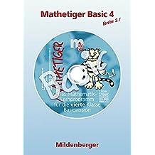 Mathetiger Basic 4 Version 2.0. CD-ROM. Bayern: 6 Übungen aus der CD-ROM Mathetiger 1/2 Homeversion. 4. Schuljahr