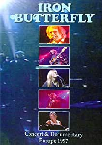 Iron Butterfly - Concert and Documentary: Europe 1977 [DVD] [2010]