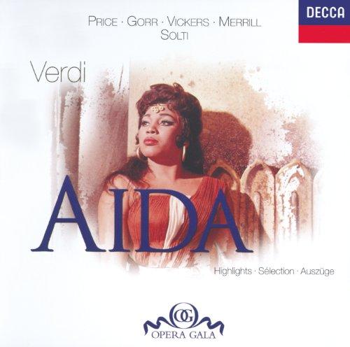 Verdi: Aida / Act 2 - Gloria a...