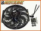 12' Aeroline 120W 12v Electric Radiator Cooling Fan Universal Fitting