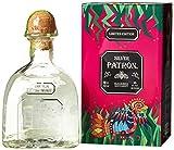 Patrón Silver Tequila in Metallbox limitierte Edition (1 x 0.7 l)