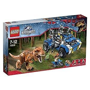 LEGO Jurassic World 75918 - Cacciatore di T-Rex