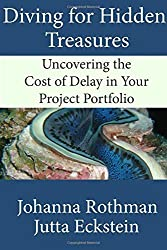 Diving for Hidden Treasures: Uncovering the Cost of Delay in Your Project Portfolio by Johanna Rothman (2016-04-27)