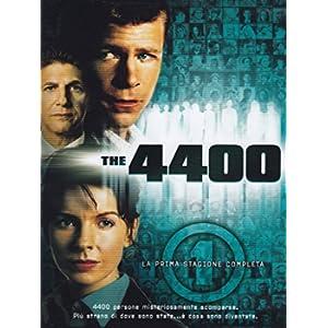 The 4400 Stg.1 (Box 4 Dvd)