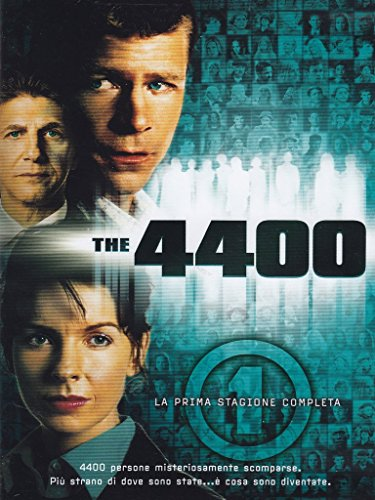 The 4400 Stagione 01 [2 DVDs] [IT Import] - Julius Terry