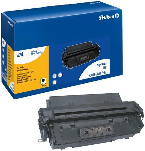 Pelikan Toner-Modul 874 ersetzt HP C4096A, Schwarz, 6300 Seiten - Ep-cartridge-kit