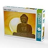 Buddha in Aller Stille 1000 Teile Puzzle Quer