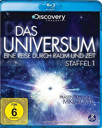 Preisvergleich Produktbild Das Universum - Staffel 1 - Eine Reise durch Raum und Zeit [Blu-ray]