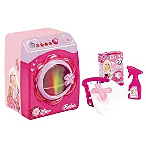 Barbie Washing Machine with Electronic Functions