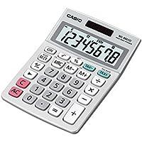 Casio MS-88ECO - Calculadora financiera, gris