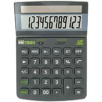 C1524BL Hitech-Calcolatrice da ufficio a 12 tasti, colore: nero -  Confronta prezzi e modelli