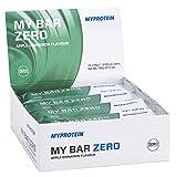 Myprotein My Bar Zero Almond Vanilla, 12 x 65 g (1 x 780 g)