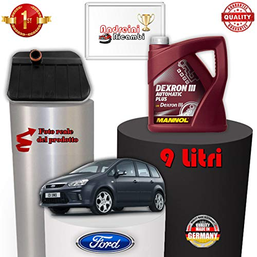 TAGLIANDO CAMBIO AUTOMATICO E OLIO C-MAX 1.8 92KW DAL 2010 -> /1088