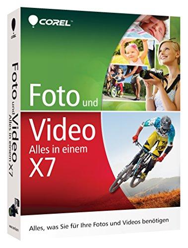 Corel Foto und Video X7 (Hand Geliefert, Blumen)