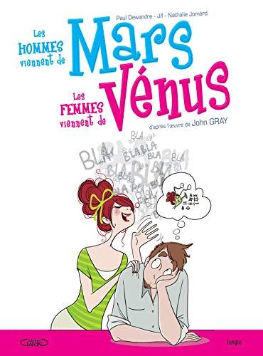 Les Hommes Viennent De Mars, Les Femmes Viennent De Vénus