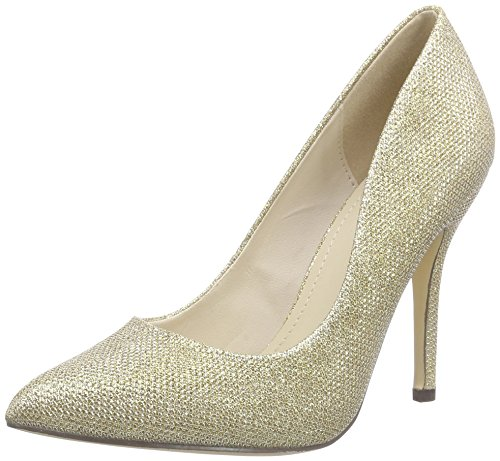 Another Pair of Shoes PenelopeeK2, Escarpins femme Or (gold103)
