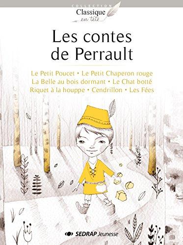 Contes de Perrault : 25 romans + fichier par Collectif