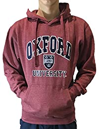 Sudadera con capucha oficial de la Universidad de Oxford - Ropa oficial de la famosa Universidad de Oxford