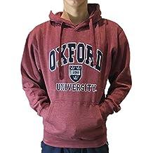Sudadera con capucha oficial de la Universidad de Oxford - Ropa oficial de la famosa Universidad