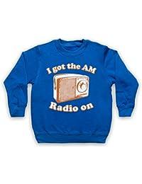 Inspired by Modern Lovers Roadrunner Unofficial Kids Sweatshirt