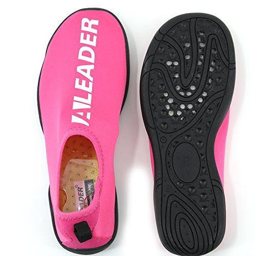 Aleader  Performance, Herren Aqua Schuhe Rot