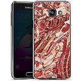 Samsung Galaxy A3 (2016) Housse Étui Protection Coque Bacon Design Jambon