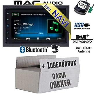 Autoradio-Radio-Mac-Audio-Mac-520-DAB-2-DIN-Navigation-USB-Bluetooth-DAB-Navi-Einbauzubehr-Einbauset-fr-Dacia-Dokker-2DIN-JUST-SOUND-best-choice-for-caraudio