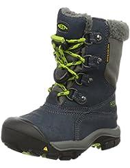 Keen Unisex-Kinder Basin WP Trekking-& Wanderstiefel